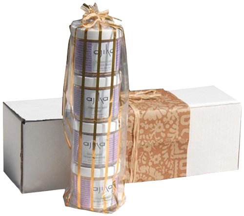 Ajika Indian Spice Tower Gift Set, 16-Ounce