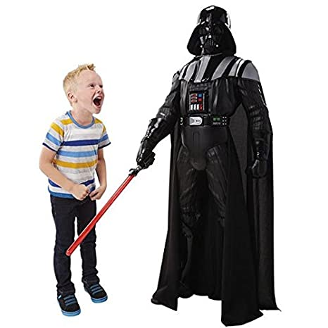 Star Wars - Jp90832 - Figurine Darth Vader - Électronique - 120 Cm