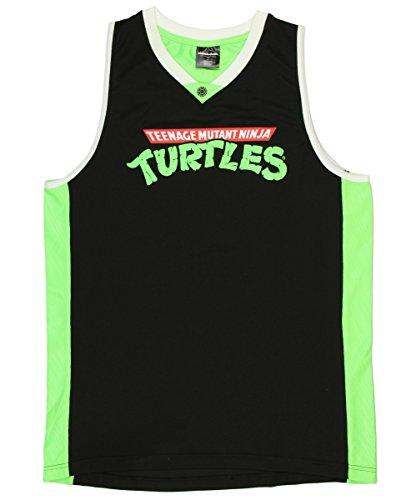 Teenage Mutant Ninja Turtles Jersey Graphic Tank Top-Shirt - Small