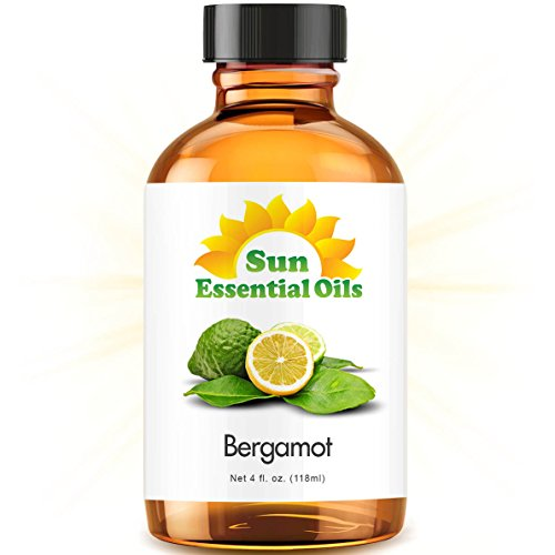 Bergamot (Large 4 ounce) Best Essential Oil