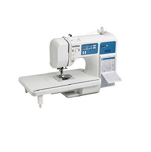 Brother XR1355 Computerized 130-Stitch Sewing & Quilting Machine