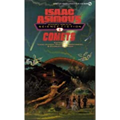 Comets (Issac Asimov's Wonderful World of Science Fiction, No 4) by Isaac Asimov,&#32;Martin H. Greenberg and Charles G. Waugh