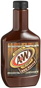 A & W BBQ Sauce from A&W