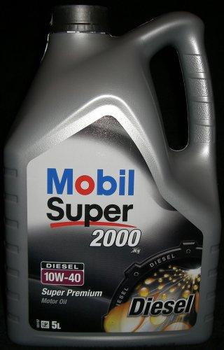 Mobil Super 2000 X1 Diesel 10W-40 Motoröl 10W40