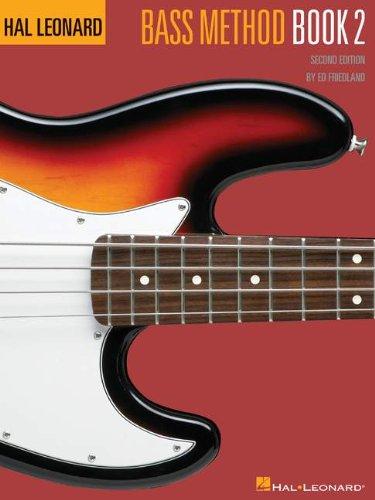 Hal Leonard Bass Method Book 2 - 2Nd Edition (Hal Leonard Electric Bass Method)