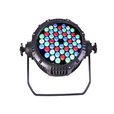 4PCS 54X3W DMX512 PAR 64 Waterproof IP65 Stage Light Party DJ Club UK Plug from buytra