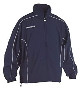 Prostar Nova Weather Resistant Jacket  - Navy/White , Size Extra Small