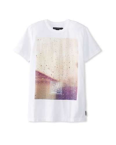 French Connection Men's Speckled Rain Drops T-Shirt