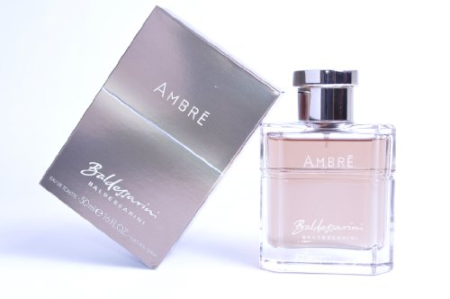 Hugo Boss Baldessarini Ambre homme/men, Eau de Toilette, Vaporisateur/Spray, 50 ml