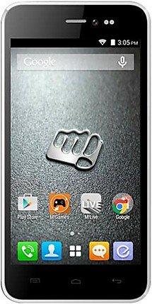 Micromax Canvas Pep Q371 (White)