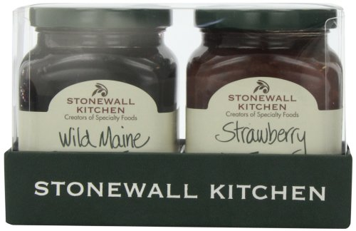 Stonewall Kitchen Classic Jam Two Pack Gift Set
