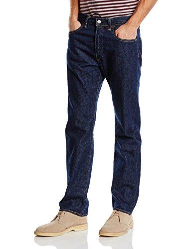 Levi's - Jeans 501, Uomo, Blu (Blau (Onewash)), 48 IT (34W/34L)
