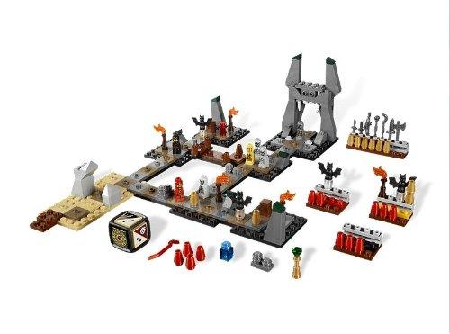 Imagen principal de LEGO Juegos de mesa 3859 - Heroica Las Cavernas de Nathuz