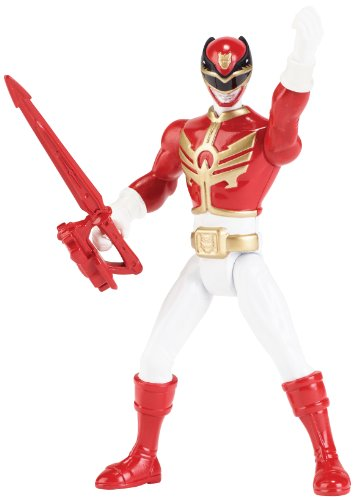 Power Rangers Super Megaforce - Power Rangers Megaforce - Red Ranger Action Figure, 4-Inch - 1