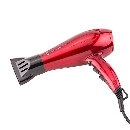 Jinri jr 021 professional salon hair dryer negative ionic for Dc motor hair dryer