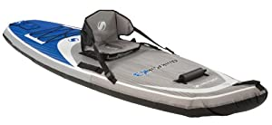 Sevylor QuickPak Covered Sit-On-Top Kayak