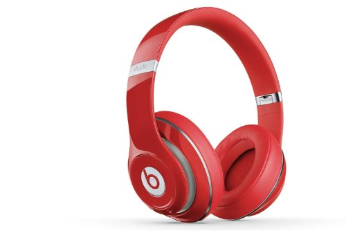 Beats Studio 2.0 Wired Over-Ear - Red (Certified Refurbished)