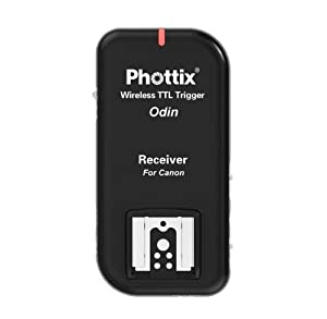 Phottix Odin Wireless TTL Flash Trigger Receiver for Sony