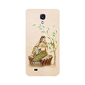 Digi Fashion Designer Back Cover with direct 3D sublimation printing for Samsung Galaxy S4 i9500