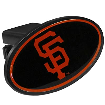 MLB San Francisco Giants Plastic Hitch Cover