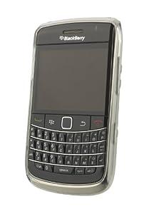 BlackBerry Coque souple pour  BlackBerry 9700/9800 - Transparent