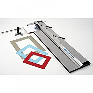 Logan Graphic Products 450-I Artist Elite Mat Cutter 40 in.
