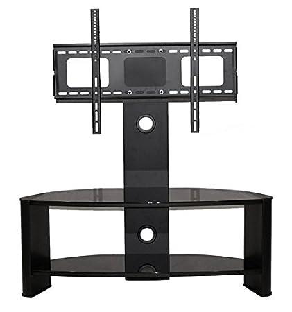 High-Tech 690072 TV Stand-Negro