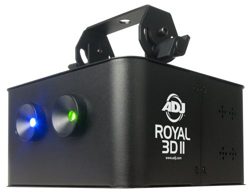 Adj Products Royal 3D Mkii Projection Lighting Effect