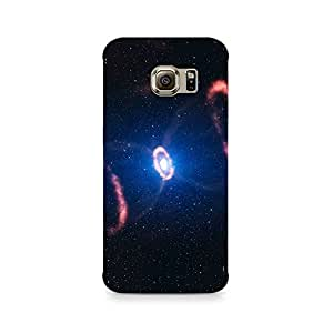 TAZindia Designer Printed Hard Back Case Mobile Cover For Samsung Galaxy S6 Edge Plus