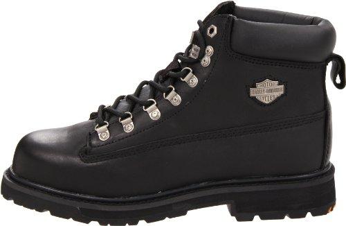Women's Steel Toe Boots Harley Davidson 9