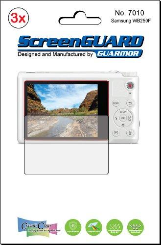 3x-samsung-wb250f-wb250-camera-premium-clear-lcd-screen-protector-cover-guard-shield-protective-film
