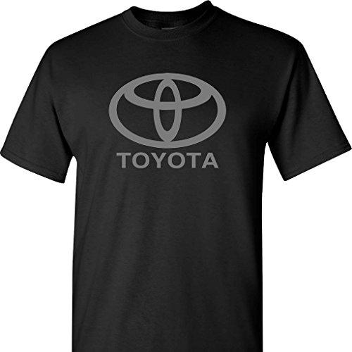 toyota-logo-on-a-black-t-shirt