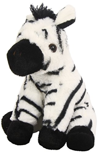 "Wild Republic CK-Mini Zebra Baby 8"" Animal Plush"