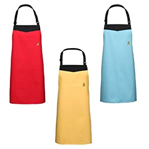 Star Trek Starfleet Uniform Apron - Red
