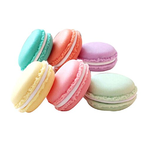 macaron-modelisation-rangement-cas-toogoor6-pcs-mini-boite-ecouteurs-macarons-de-carte-sd-sac-de-ran