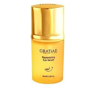 Gratiae Organics Replenishing Eye Serum, 1.02 Ounce