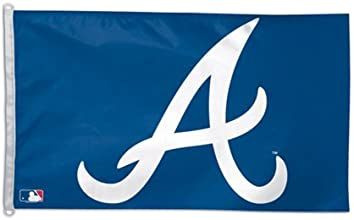Atlanta Braves Mlb 3X5 Banner Flag 36X60quotquot by WinCraft