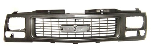 OE Replacement GMC Jimmy/Yukon/Pickup Grille Assembly (Partslink Number GM1200356) (1994 Gmc Sierra Grille compare prices)