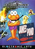 James Pond 1 - Underwater Agent (Mega Drive) gebr.