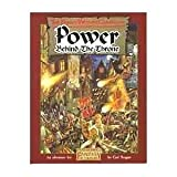 img - for Power Behind the Throne book / textbook / text book