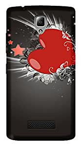 WOW Printed Designer Mobile Case Back Cover For Lenovo A2010