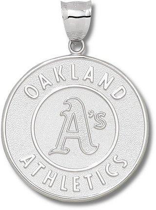 Oakland Athletics Giant 1 1/2