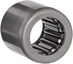 INA SCE59 Needle Roller Bearing Steel Cage Open End Inch 516quot ID 12quot OD 916quot Width 35500rpm