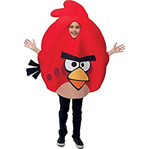 Paper Magic Group Angry Birds Red Bird Costume