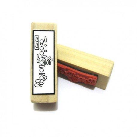 Oboe-Griffweise-Stempel