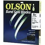 Olson Saw FB23193DB 1/2 by 0.025 by 93-1/2-Inch HEFB Band 3 TPI Hook Saw Blade