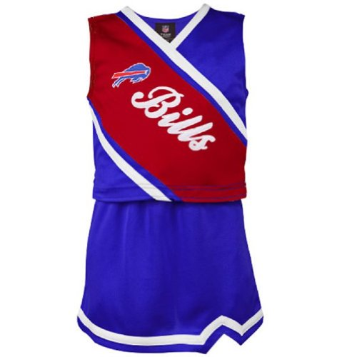 Buffalo Bills Cheerleader Pet Outfit