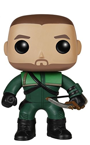 Funko 5341 POP TV: Arrow - Oliver Queen 'the Green Arrow' Action Figure