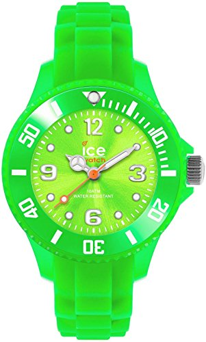 Ice-Watch Si.Gn.M.S.13 Sili Forever Green Mini Watch