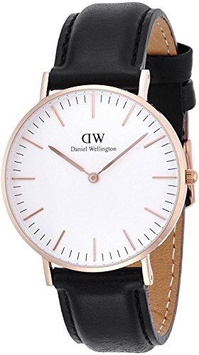[Daniel/Wellington] Daniel Wellington watch watch 0508 DW Classic Sheffield 36 mm mens Womens capdase